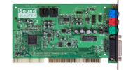 Sound Blaster 16 WavEffects (CT4170)