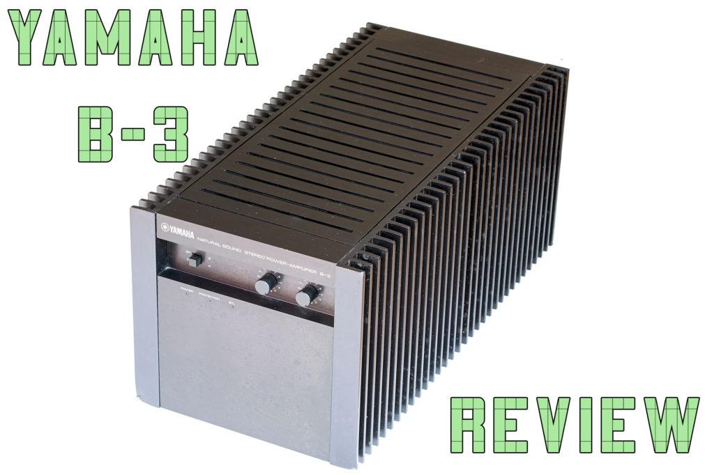 Yamaha B-3