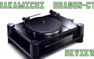 Nakamichi Dragon-CT
